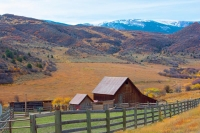 Barn;Barns;Colorado;Ranch;Snowmass;weathered-wood;weathered-wood;Mountians;vista;scenic