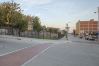 springfield;mo;missouri;city;town-center;boonville;morning-sunrise-street