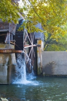 Mill;Grist-Mill;Tn;Pigeon-Forge;Gray;weathered-wood;Midwest;Vertical
